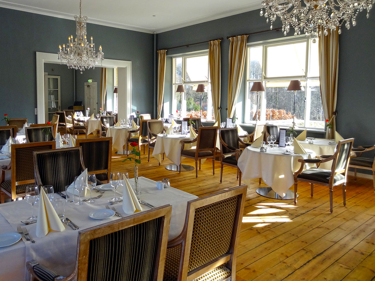 restaurant og fest restaurant brasseriet