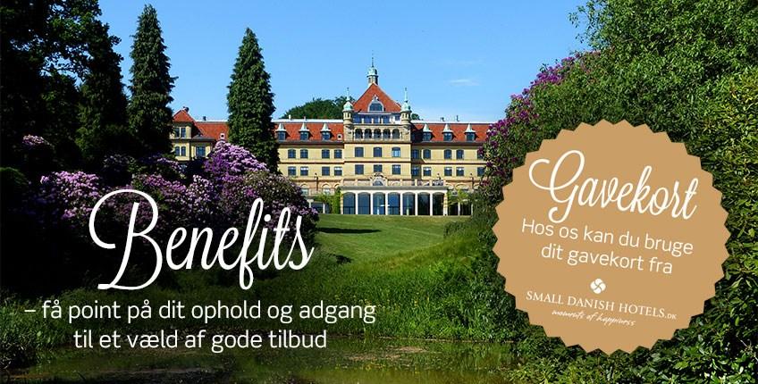 242e3118bd7 Saml point med Benefits og brug dit gavekort på Hotel Vejlefjord